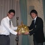 MVP:紀(殿堂入り)の代役、藤井(自称首痛)